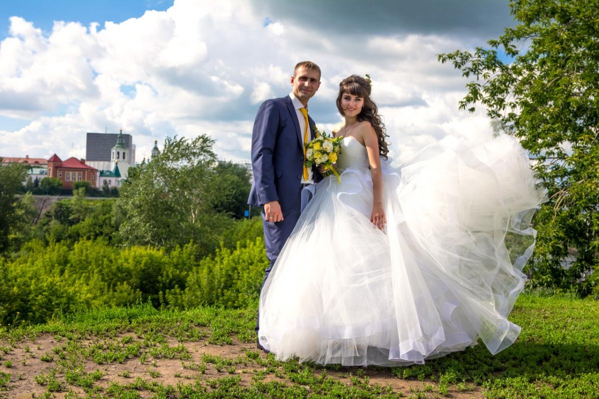 Цена фотографа на свадьбу в тюмени