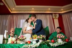 Фотограф на свадьбу в ресторан