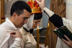 Фотограф на венчание в Тюмени