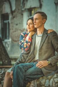 Съемка Love Story в Тюмени